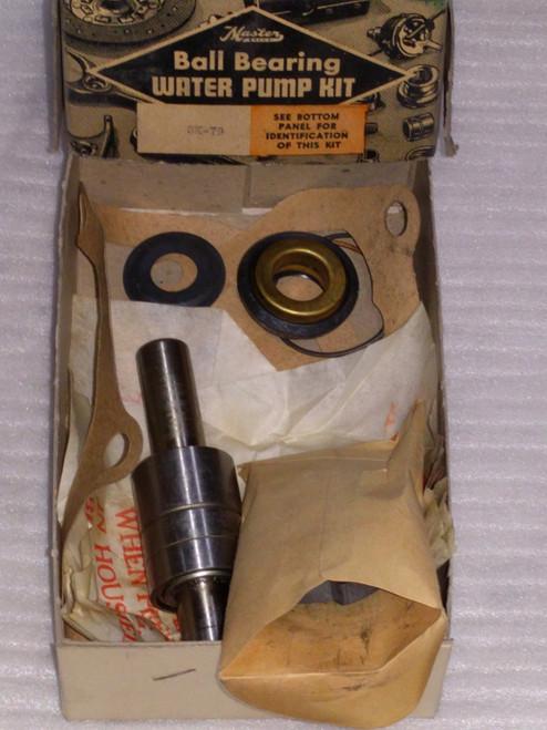 Master Water Pump Repair Kit Part No.:  SK79