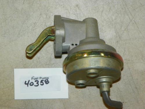 Chevrolet 1966  Mechanical Fuel Pump Part No.:  40358