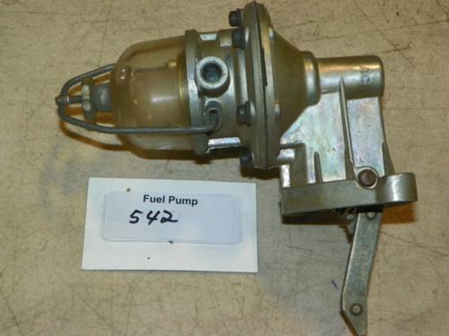 AC Fuel Pump Part No.: 542