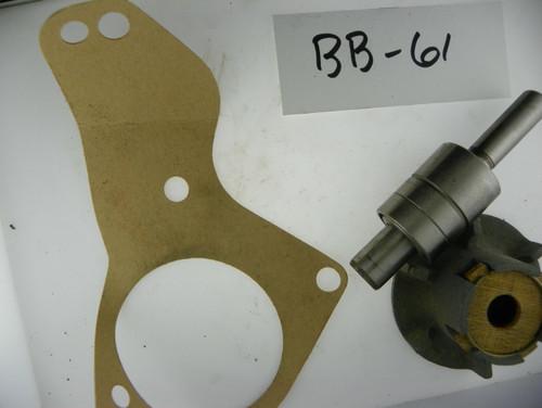 1937-1942 V8 Master Water Pump Repair Kit Part No.:  BB61