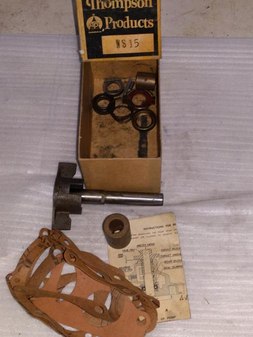 Thompson Water Pump Repair Kit Part No.:  WS15