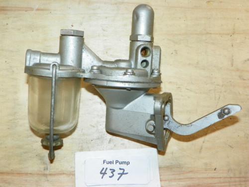 AC Fuel Pump Part No.: 437