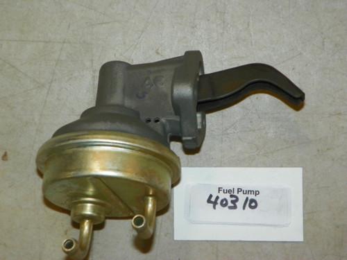 AC Fuel Pump Part No.: 40310