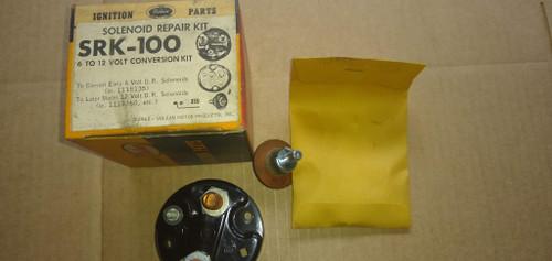 6V to 12V Solenoid Conversion Kit Part No.:  SRK-100