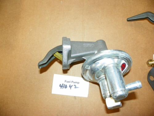 Fuel Pump Part No.: 41042