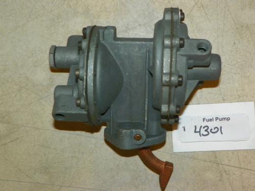 Nash 1955 Mechanical Fuel Pump Part No.: 4301