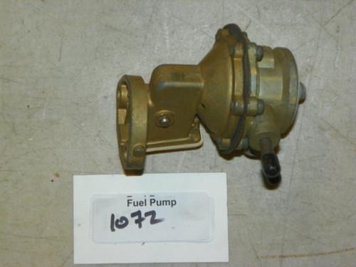 Volkswagen 4 Cyl. 1966-1974 Mechanical Fuel Pump Part No.:  1072A