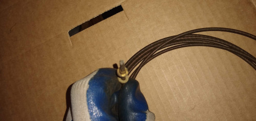 Chevrolet Chrysler 1931-36 NOS VALLEY-FORGE Speedometer Cable Part No.:  5184