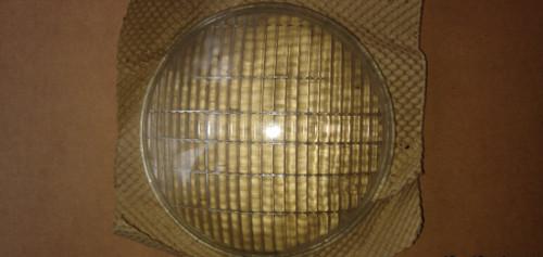 Willys 1937-1938 Lenex HeadLamp Lenses:  H-170