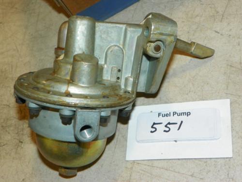 IHC 1940-1949 AC Fuel Pump Part No.: 551