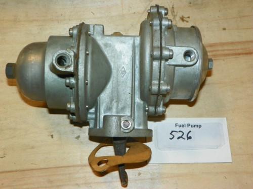 Fuel Pump Part No.: 526