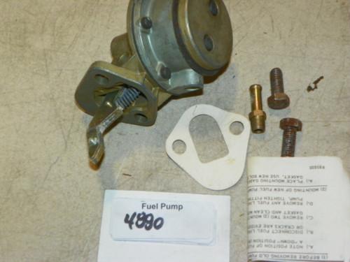 Dodge Plymouth Chrysler Marine 1960-1963  Fuel Pump Part No.:  4880