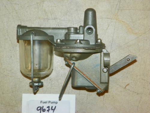 Fuel Pump Part No.: 9674