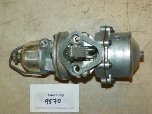 Henry J / Allstate 1951-1953 Fuel Pump Part No.: 9570