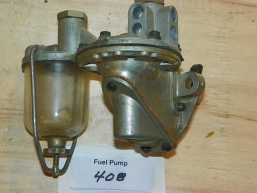Buick Series 50 1931-1933 AC Fuel Pump Part No.: 408