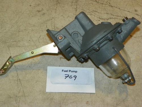 Master Fuel Pump Part No.: 709