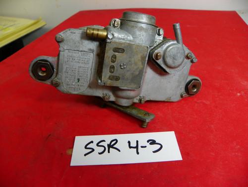Oldsmobile 1942 NOS! Trico Wiper Motor Part No.:  SSR-4-3