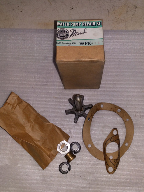 Vintage Nash AMCO Water Pump Repair Kit Part No.:  WPK114
