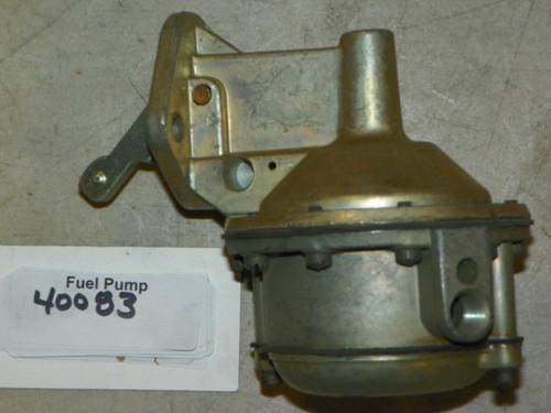 Chevrolet Corvette 1964-1966 Mechanical Fuel Pump Part No.:  40083