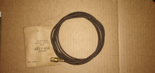 AC Speedometer Cable Part No. Type:  624