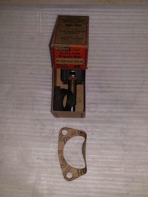 Vintage NOS! Wohlert Water Pump Repair Kit 1E Fits Ford Truck 1932 33 34 35 1936