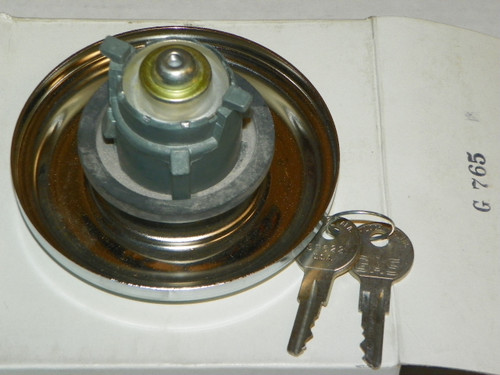 1973-77 Ford F Series Pickup NOS Stant Locking Gas Cap: G-765