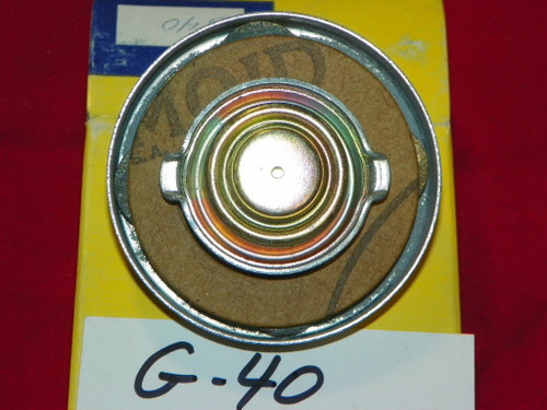 1953-66 GM & Ford Vehicles Fuel Tank Cap-OE Equivalent Fuel Gas Cap Stant G-40