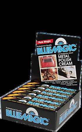 100-12 | Metal Polish Box Tube Display