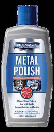 200-06 | Metal Polish Liquid Flip Cap Bottle