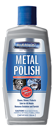 200-06 | Metal Polish Liquid Flip Cap Bottle