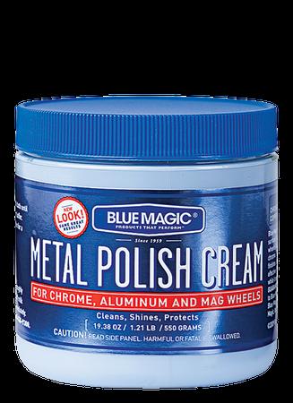500-06   Metal Polish Jar