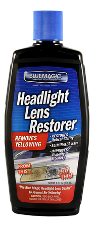 725-06 | Headlight Lens Restorer