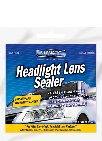 730PK | Headlight Lens Sealer