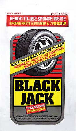 NA127 | Black Jack Tire Shine Towelette