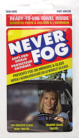 NA128 | Never Fog Towelette