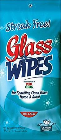NA250 | Glass Wipes
