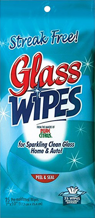 NA250 | Glass Wipes