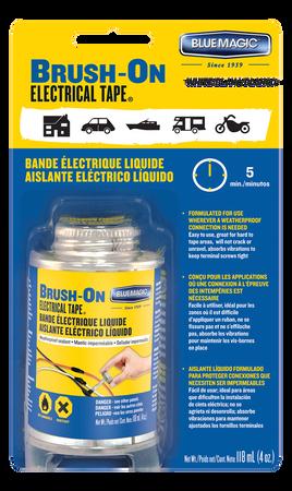 BOT59TRI | Brush On Electrical Tape-White B/C