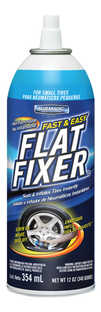 975 | Non-Flammable Flat Fixer With Cone Top