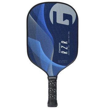 The RZR Graphite Pickleball Paddle will keep your opponents on edge and your shots on point.