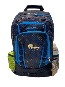 """""""Colorways"""" Durable Backpack - Will hold multiple Pickleball paddles and sports gear."""