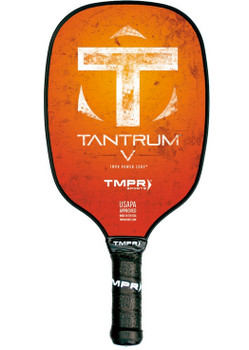 The TMPR Sports Tantrum V's face and core are optimized to produce extra power.
