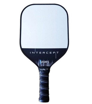 The PROLITE Intercept is a lightweight beginner paddle with a strong polypropylene core.