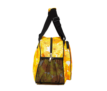 Yellow Inspiration -  Premium Women's Duffle Bag | Made Exclusively For Pickleball!