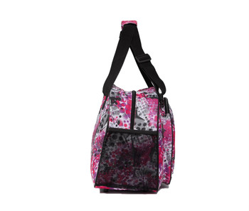Shades of Pink -  Premium Women's Duffle Bag | Made Exclusively For Pickleball!