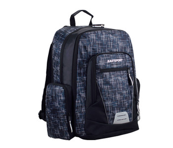 "Eastport ""Titan 3.0"" Backpack - Oversized Main Compartment - Will hold multiple Pickleball paddles and sports gear. Blue"