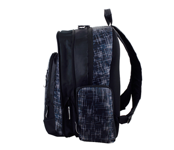 "(Closeout Special) Eastport ""Titan 3.0"" Backpack - Oversized Main Compartment - Will hold multiple Pickleball paddles and sports gear. Blue"
