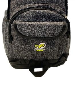 Pickleball Multi-Purpose Millennial Tech Backpack (Grey) - Ideal For Pickleball - Will hold multiple paddles.
