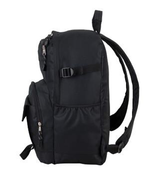 Pickleball Multi-Purpose Millennial Tech Backpack (Black) - Ideal For Pickleball - Will hold multiple paddles.