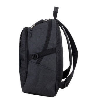 Pickleball Pro-Defender Backpack (Black) - Perfect All-In-One Bag